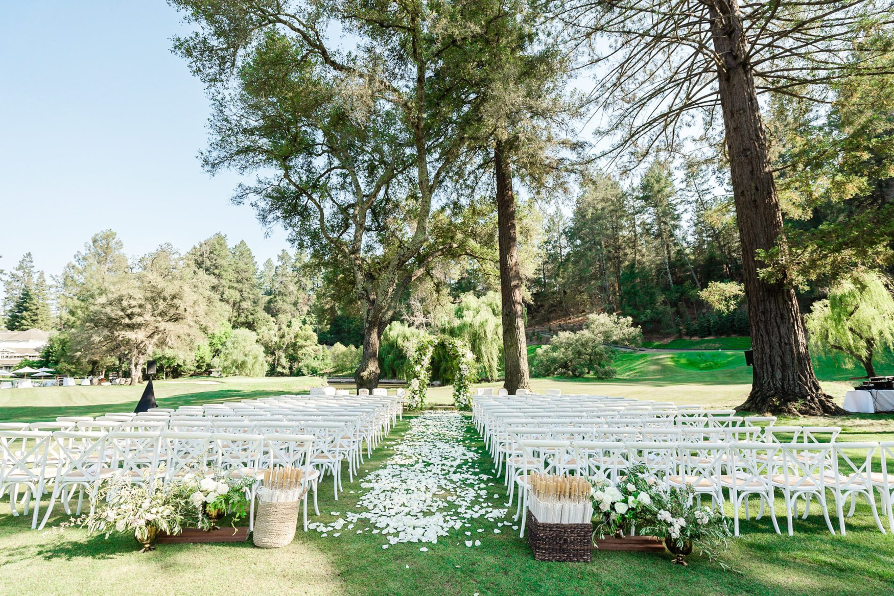 meadowood napa valley wedding