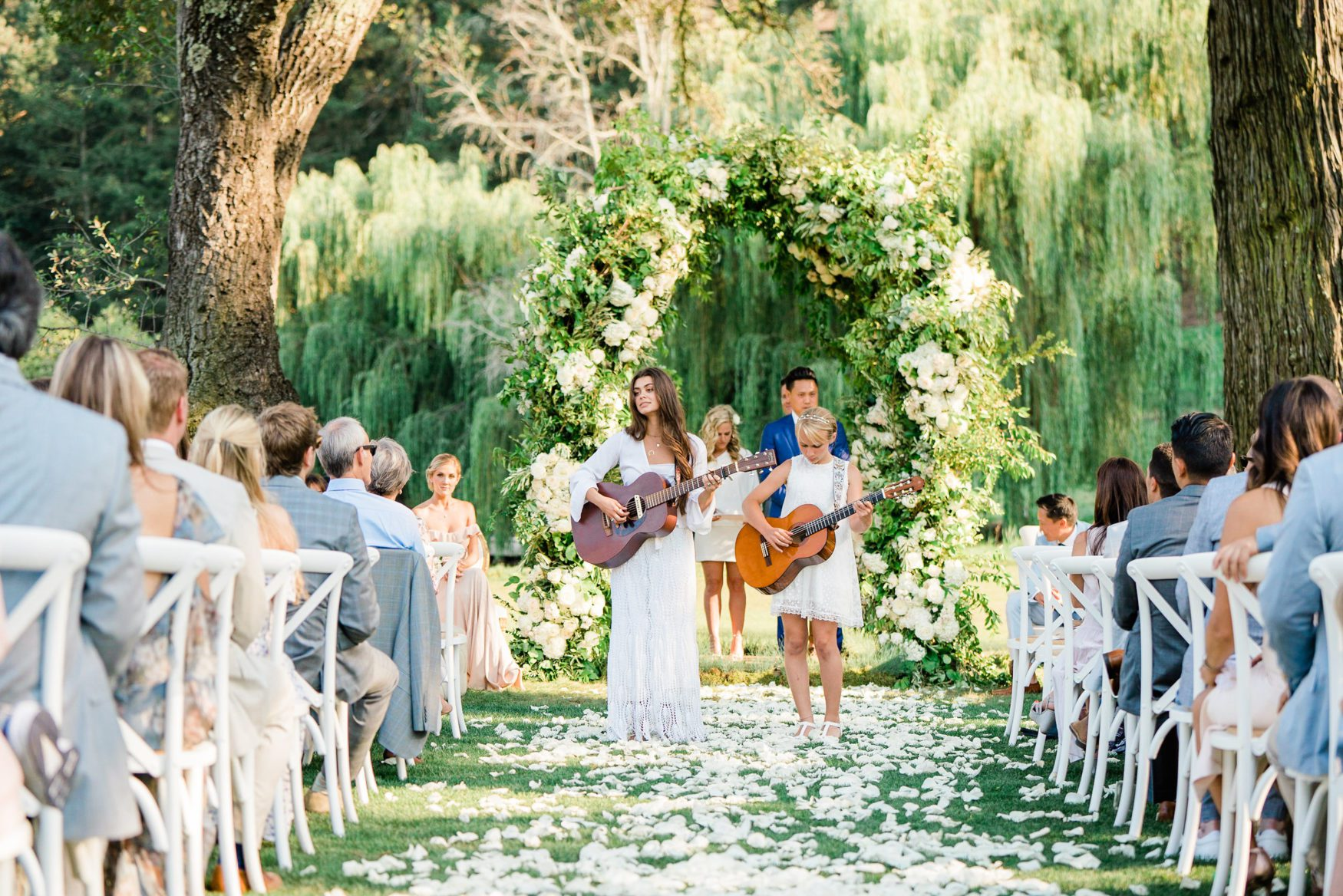 meadowood napa wedding photos